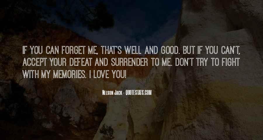I Surrender Love Quotes #1406135
