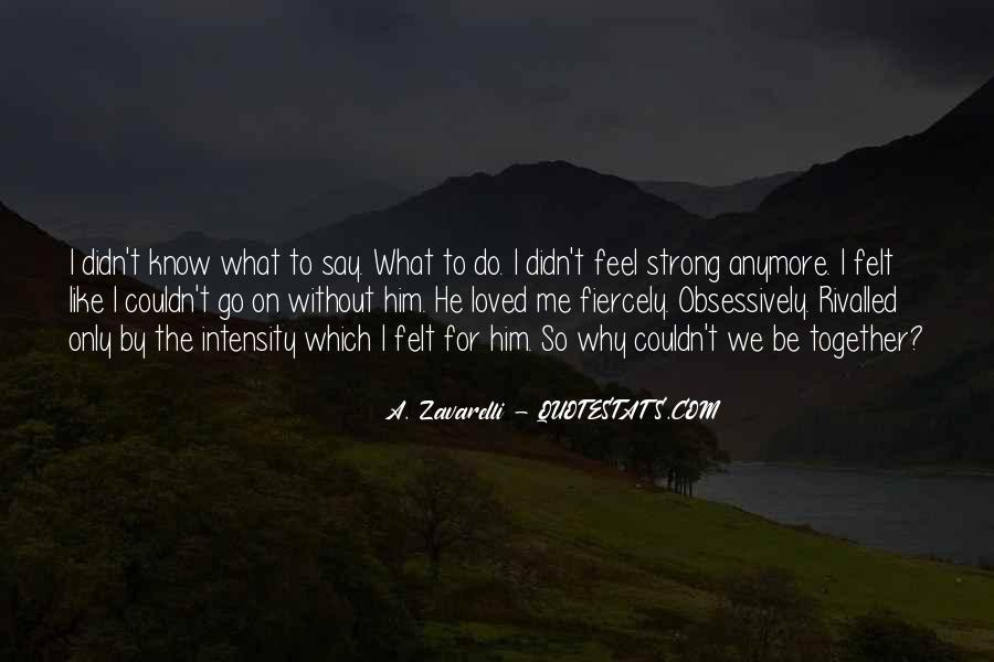 I Surrender Love Quotes #1738825