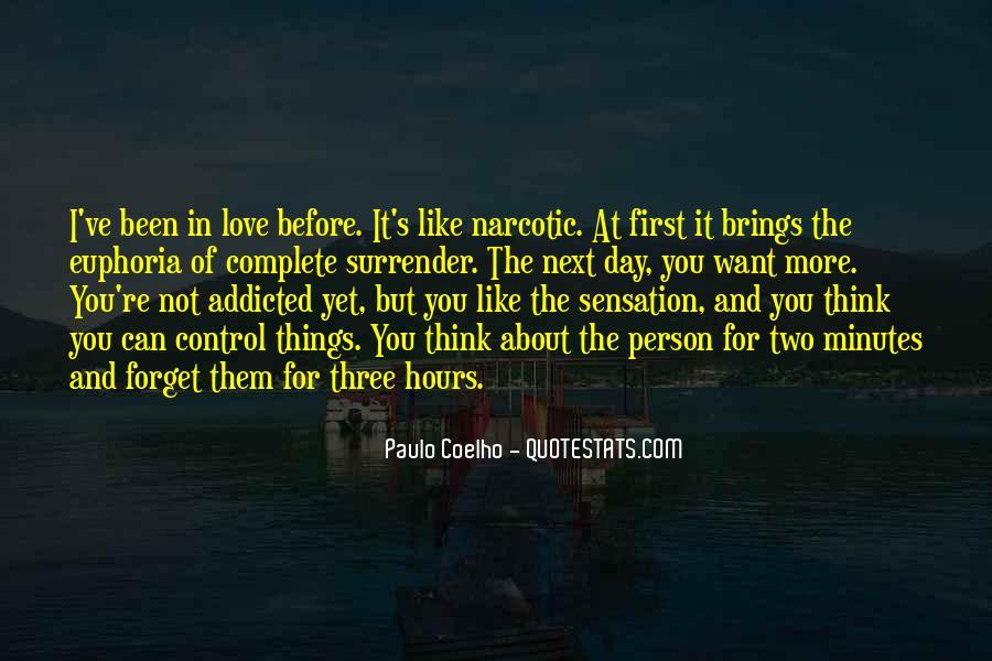 I Surrender Love Quotes #454566