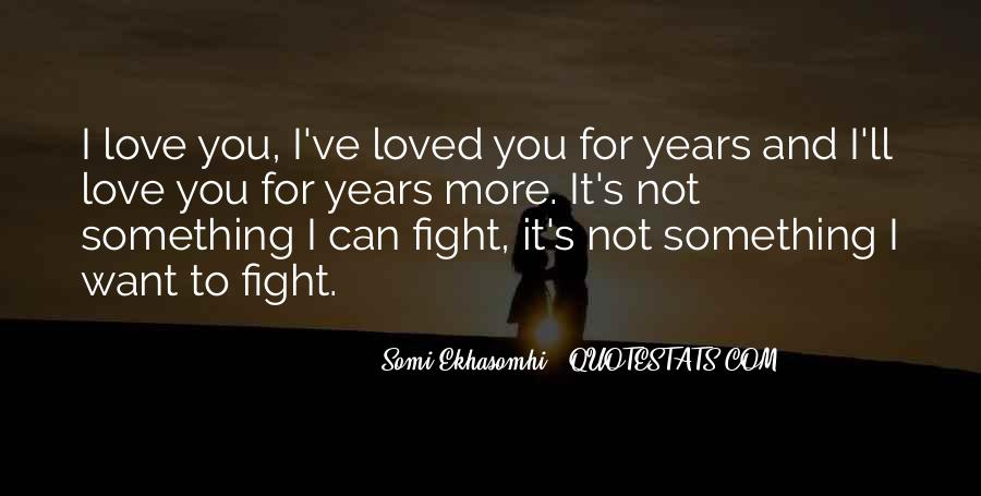 I Surrender Love Quotes #925111
