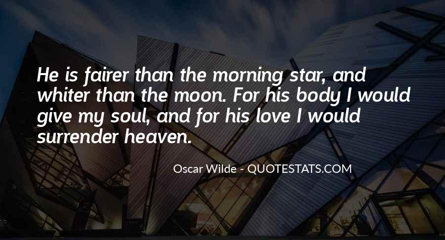 I Surrender Love Quotes #976043