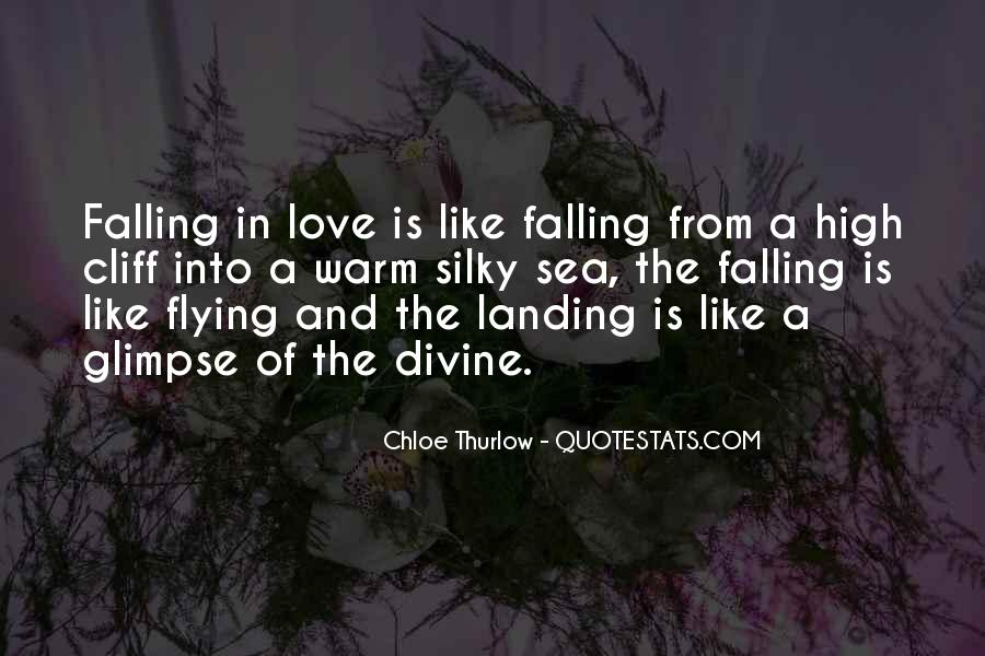 I Think I Am Falling For Him Quotes #4660