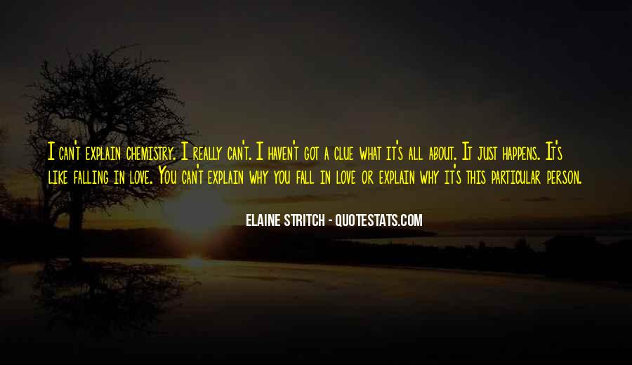 I Think I Am Falling For Him Quotes #6811