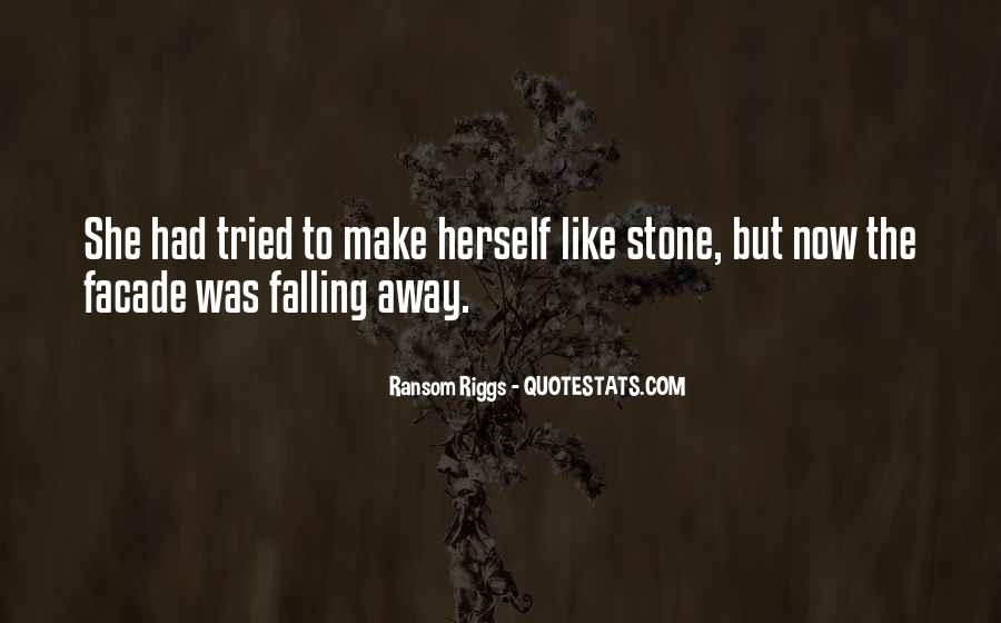 I Think I Am Falling For Him Quotes #9206