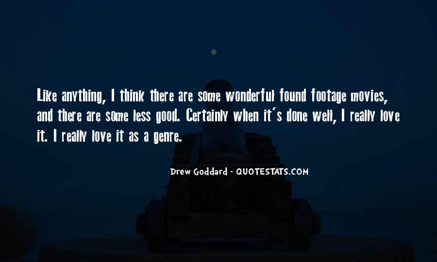I Think I Found Love Quotes #1085444