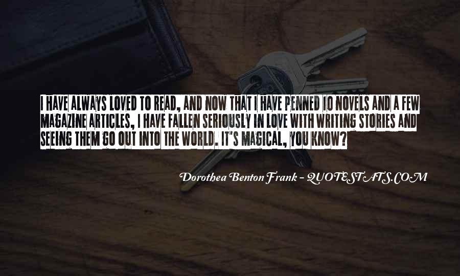 I Think I Have Fallen In Love Quotes #65901