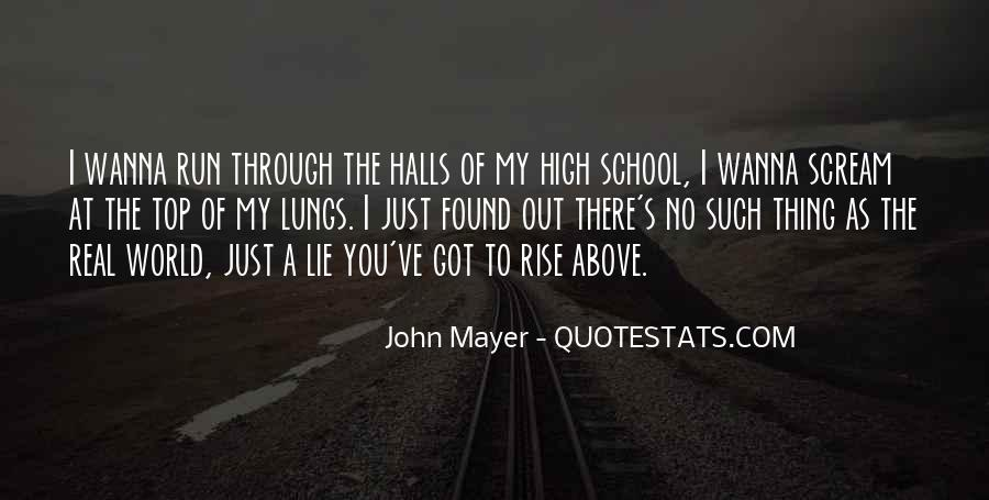 I Wanna Get High Quotes #587142