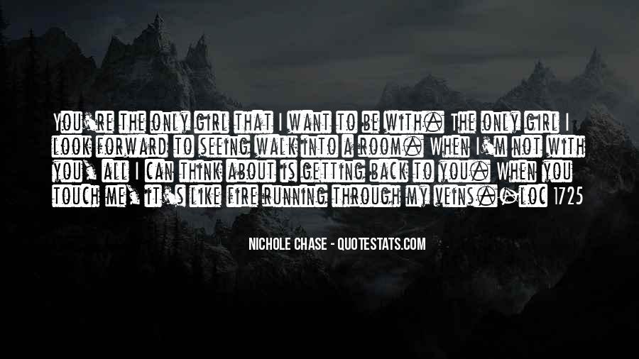 I Want A Girl Like Quotes #126611