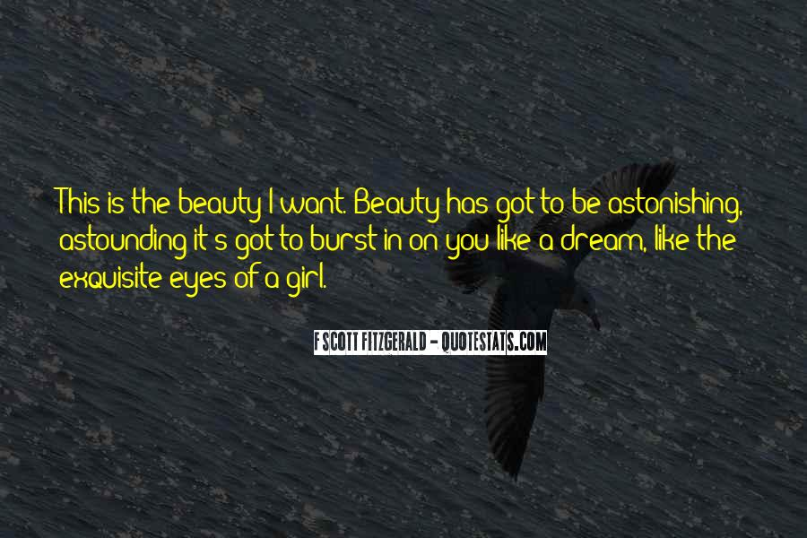 I Want A Girl Like Quotes #1365860