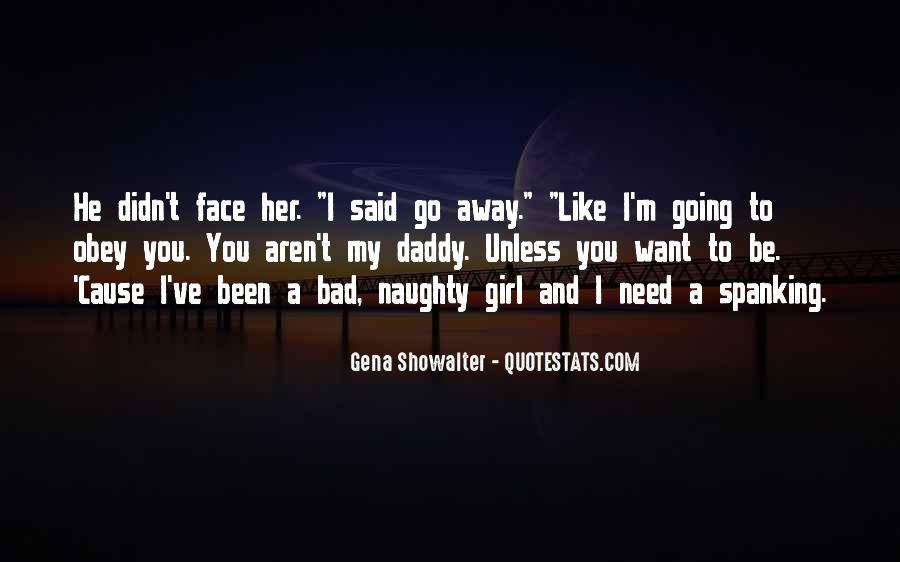 I Want A Girl Like Quotes #1620473