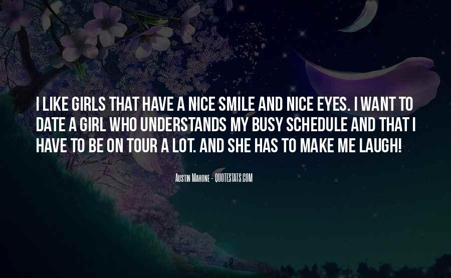 I Want A Girl Like Quotes #1878611