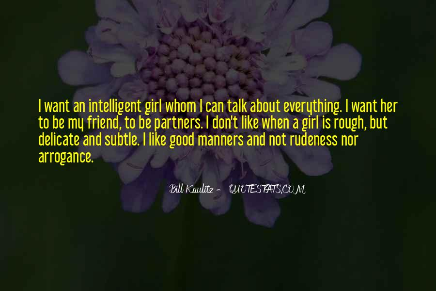I Want A Girl Like Quotes #22392