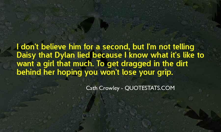 I Want A Girl Like Quotes #92400