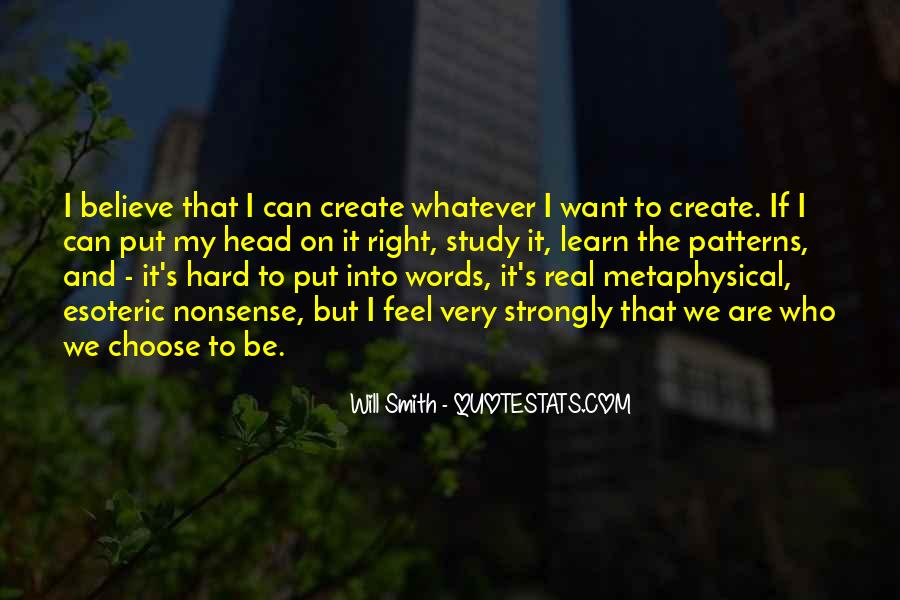 I Want It Quotes #1860
