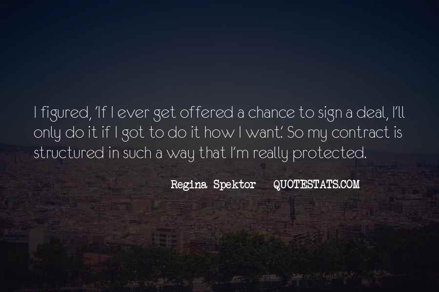 I Want It Quotes #7391
