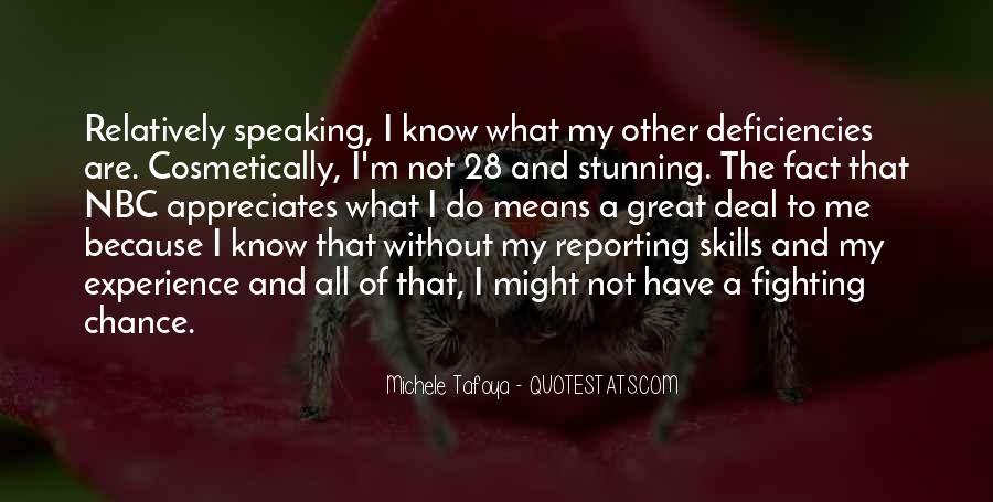 I Want Someone Who Appreciates Me Quotes #147549