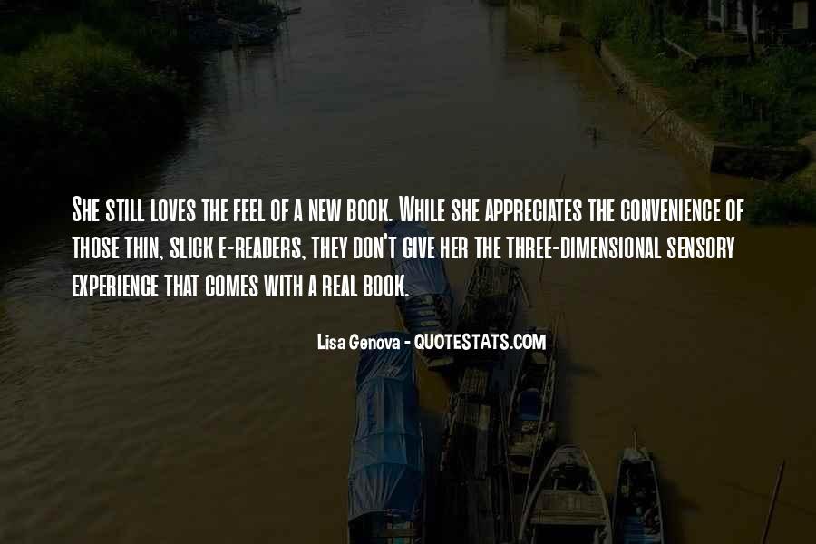 I Want Someone Who Appreciates Me Quotes #374701