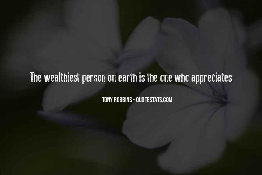 I Want Someone Who Appreciates Me Quotes #91757