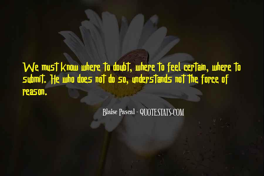 I Want Someone Who Understands Me Quotes #18521