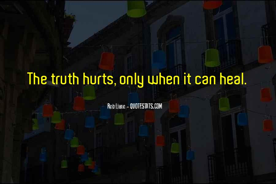 I Want To Heal Your Pain Quotes #321309