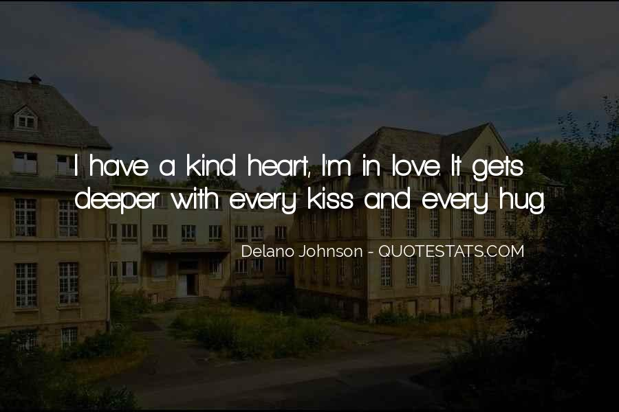 I Want To Kiss And Hug You Quotes #473202