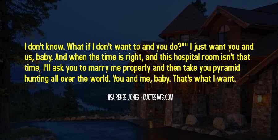 Top 91 I Want To Marry You Quotes Famous Quotes Sayings About I