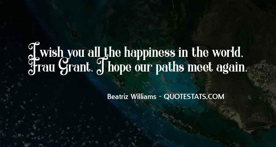 I Want To Meet You Again Quotes #106079