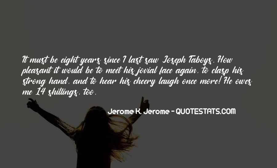 I Want To Meet You Again Quotes #167295