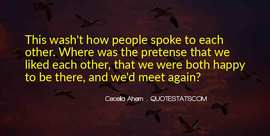 I Want To Meet You Again Quotes #251560