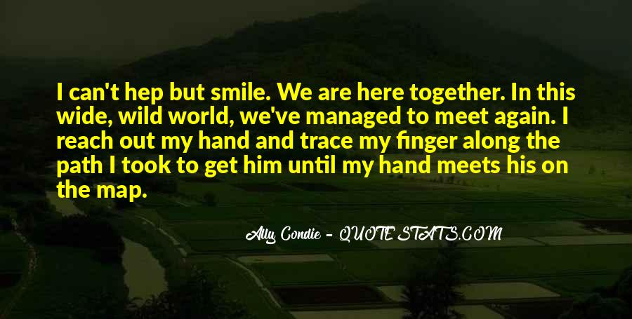 I Want To Meet You Again Quotes #63872