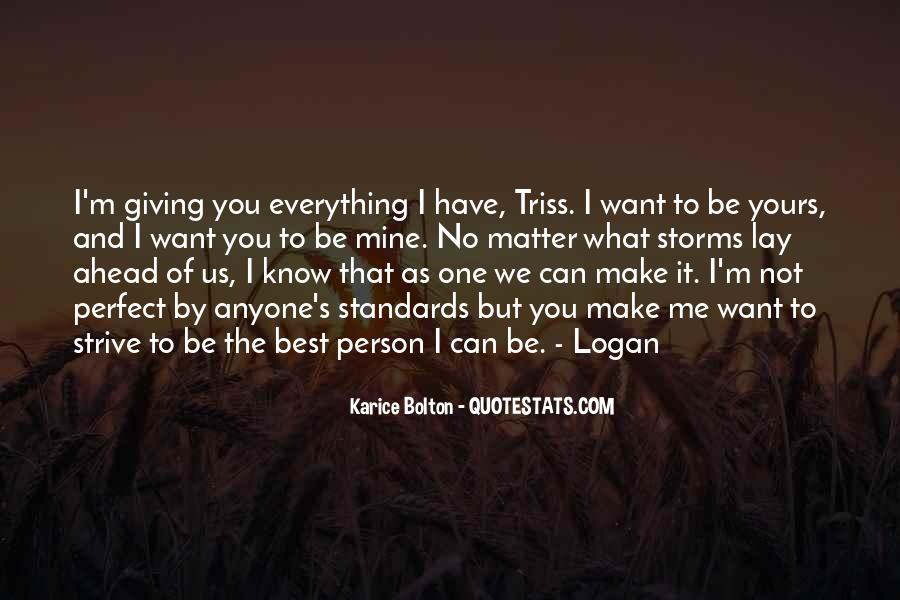 I Want Us Love Quotes #1046121