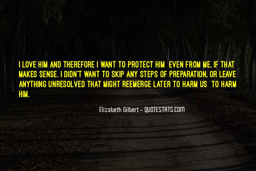 I Want Us Love Quotes #302272