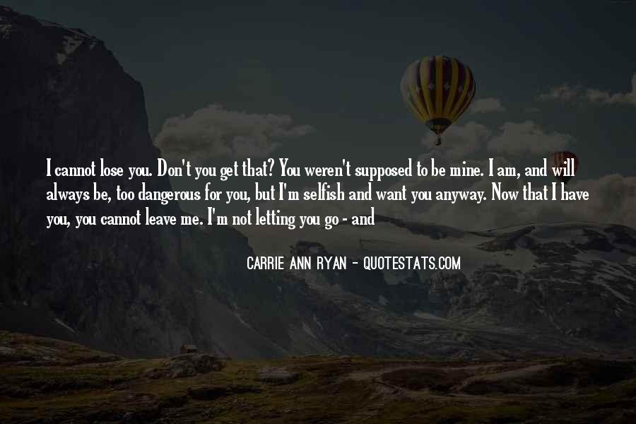 I Want You Always Quotes #20558