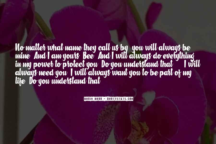 I Want You Always Quotes #90306