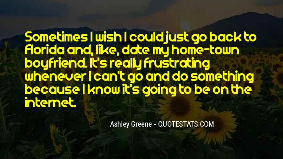 I Want You Back Boyfriend Quotes #1384494