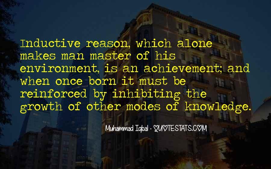 I Was Born Alone Quotes #540159
