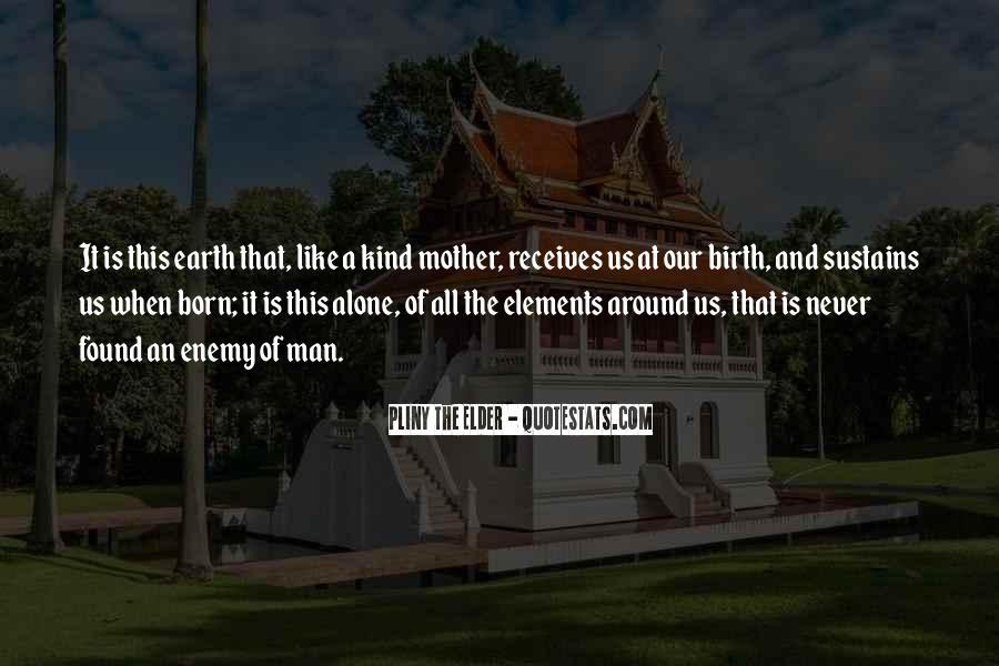 I Was Born Alone Quotes #684000