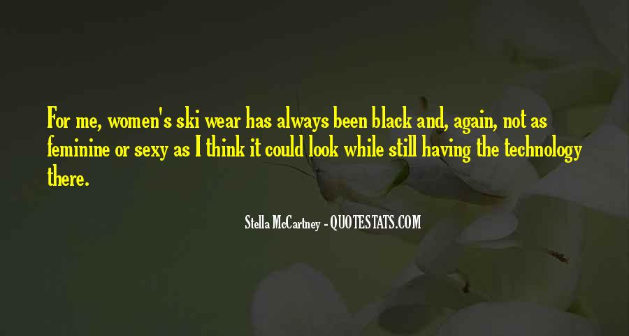 I Wear Black Quotes #1000584