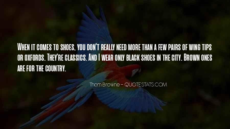 I Wear Black Quotes #1016315