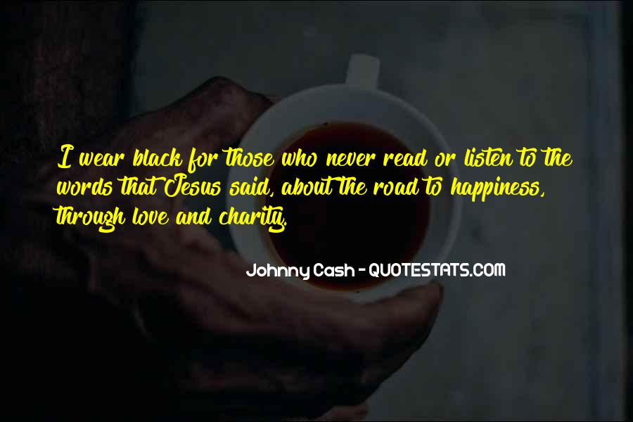 I Wear Black Quotes #1043706