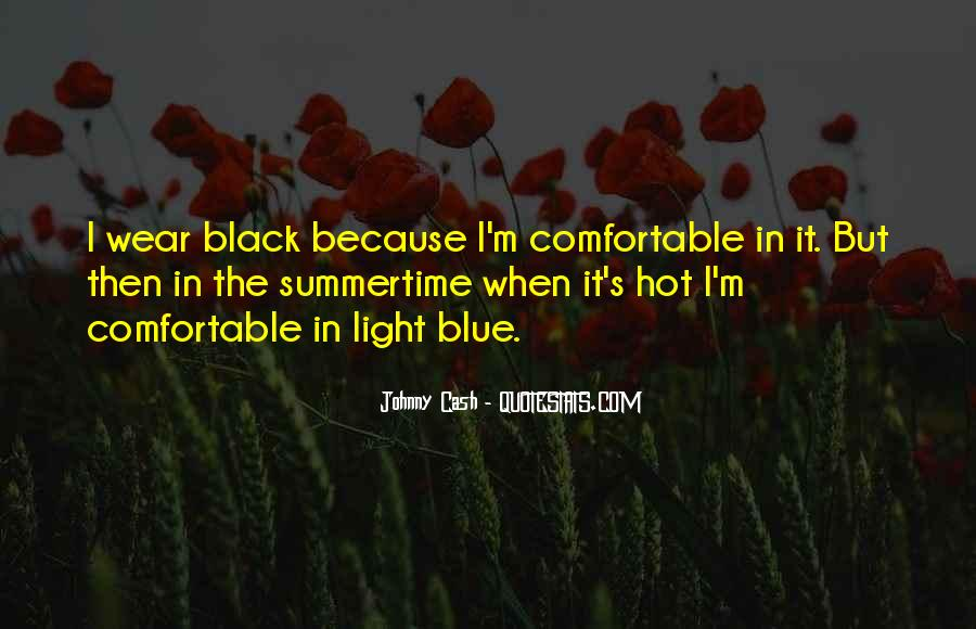 I Wear Black Quotes #1083272