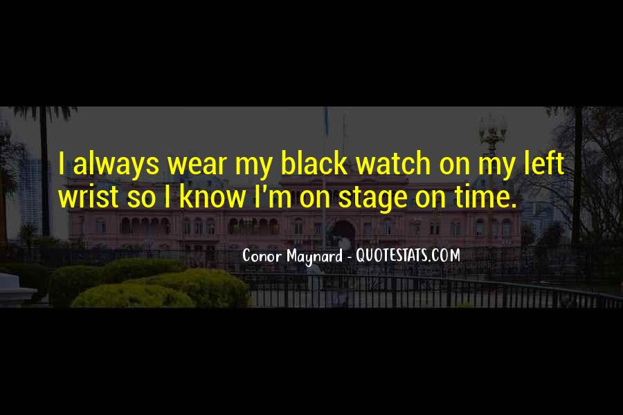 I Wear Black Quotes #121132