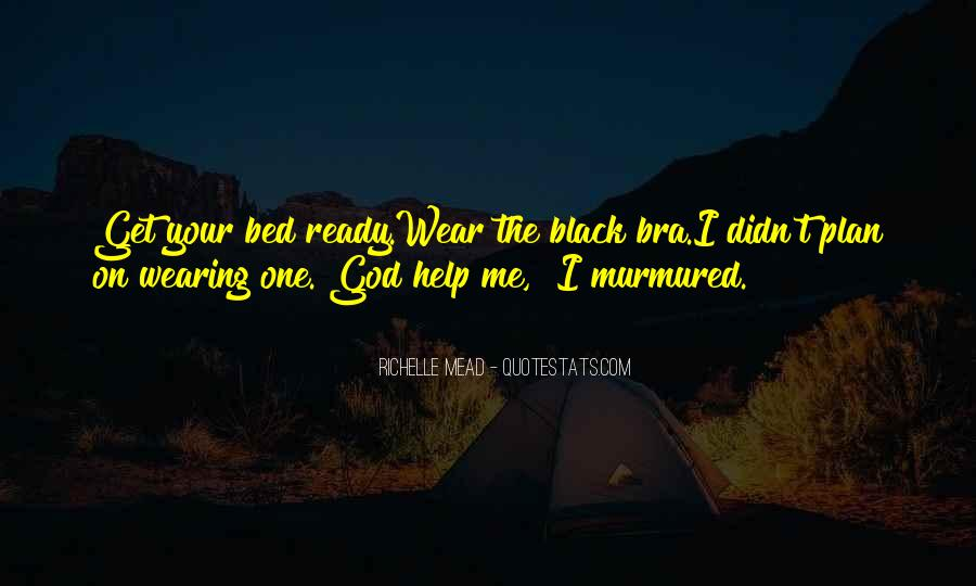 I Wear Black Quotes #122020