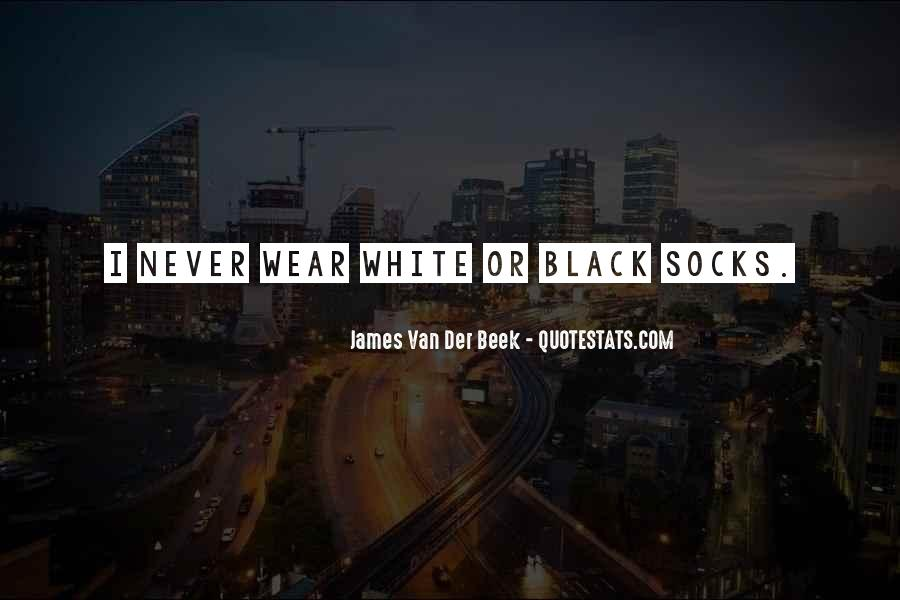 I Wear Black Quotes #1288087