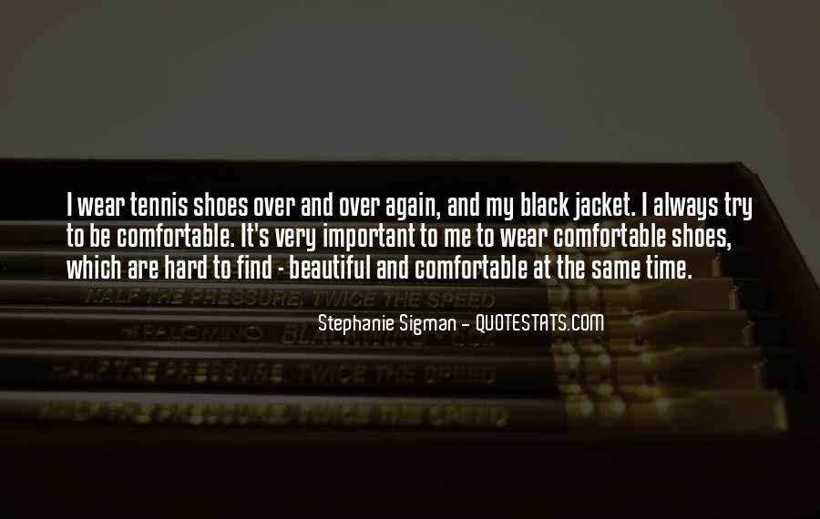 I Wear Black Quotes #285361
