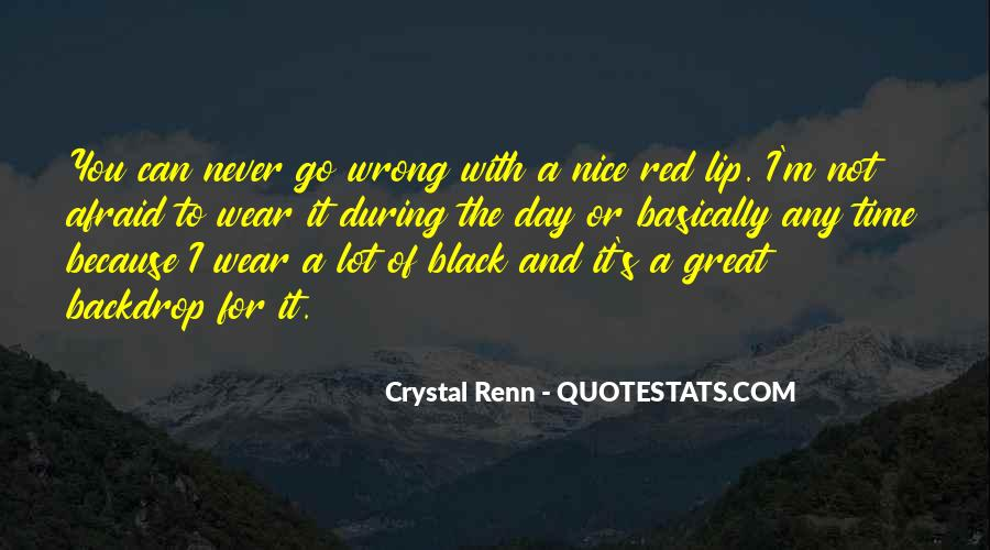 I Wear Black Quotes #471752