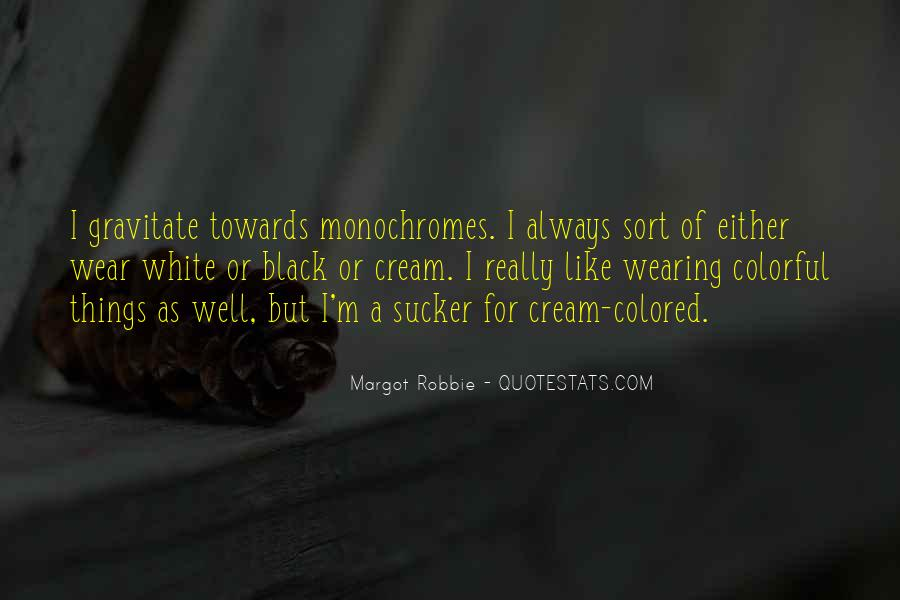 I Wear Black Quotes #668026