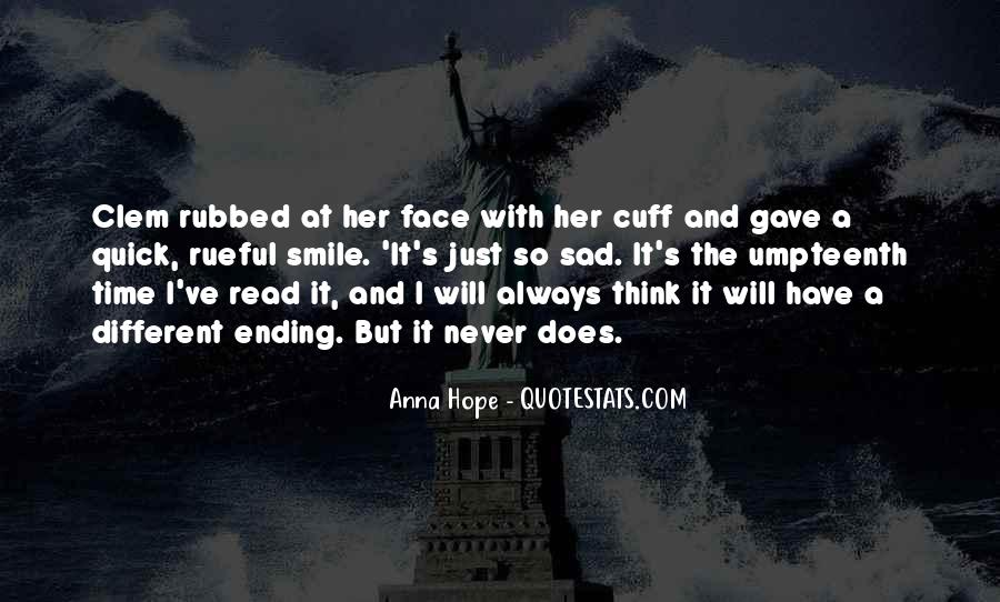 I Will Always Have Hope Quotes #1598738