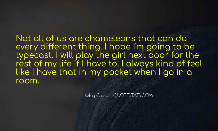I Will Always Have Hope Quotes #1699445