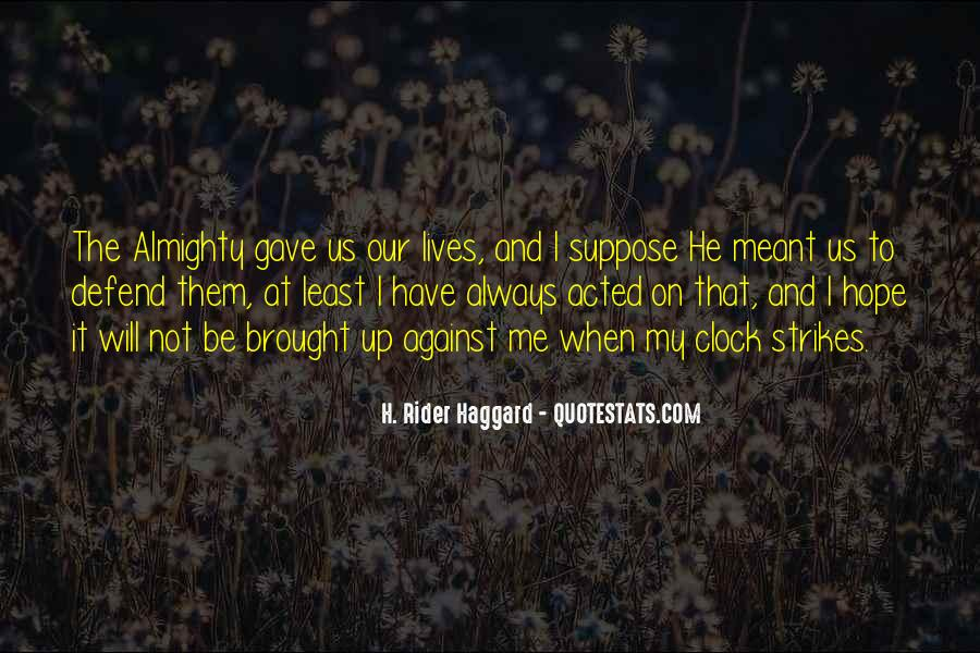 I Will Always Have Hope Quotes #85059